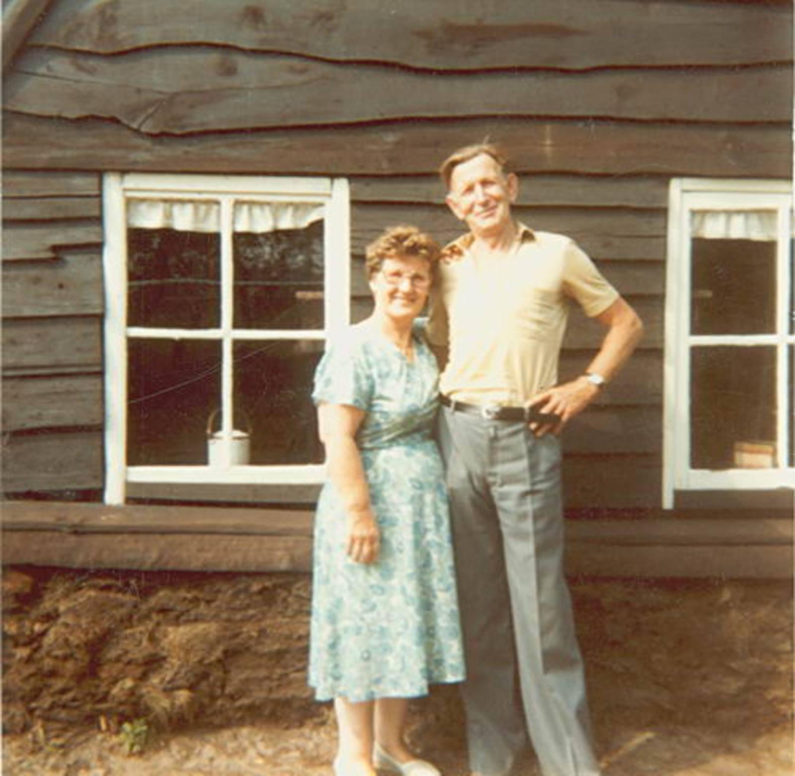 Imanse Iman C 1920 1983 Vakantie in Drenthe