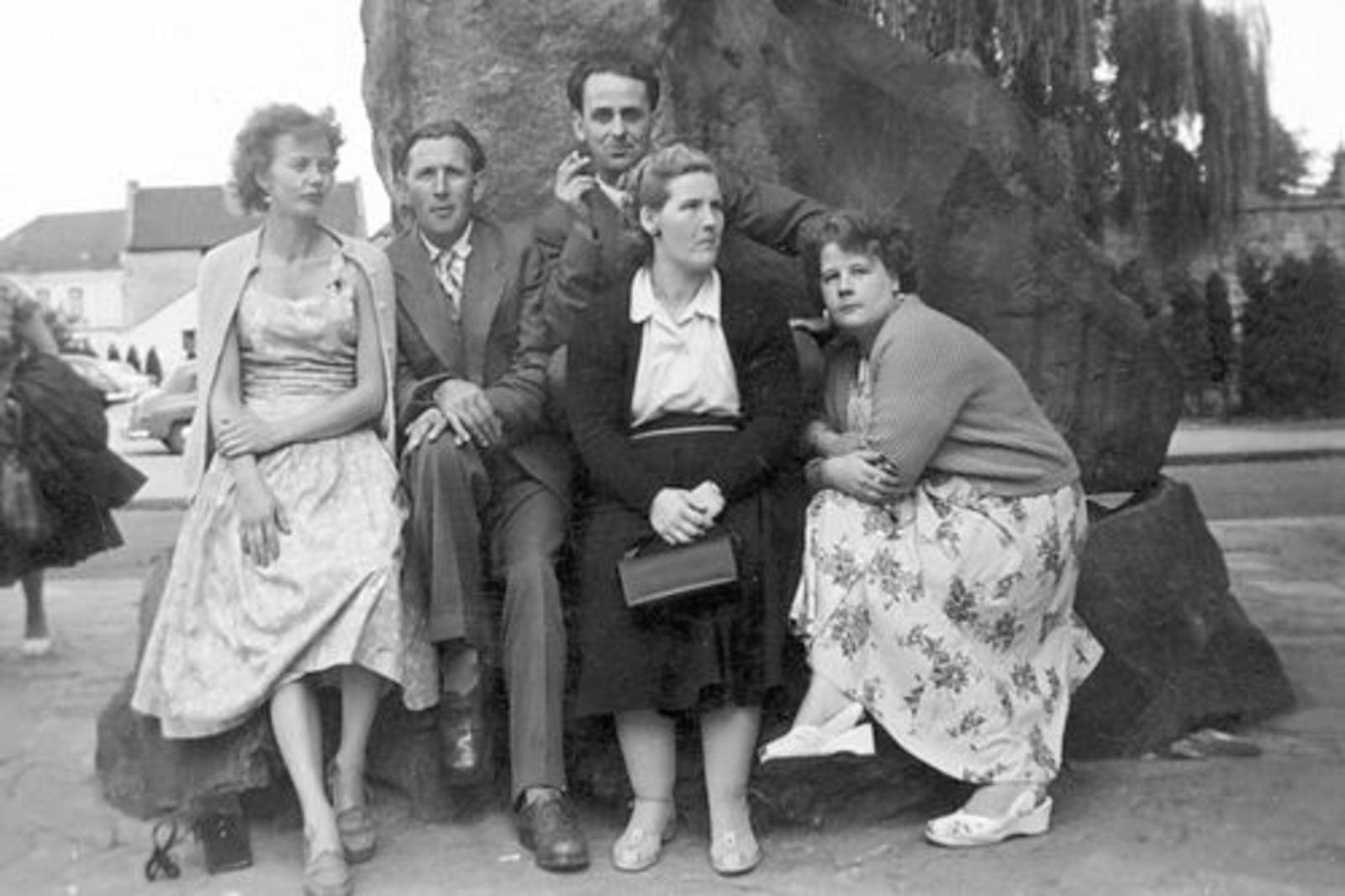 Imanse Iman C 1920 19__ Uitje met Vrienden Serie 61 04