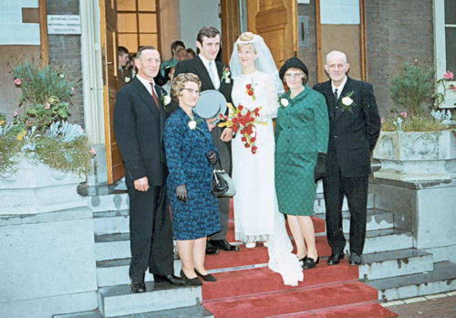 Imanse Rina 1950 1967 trouwt Piet Geluk 05