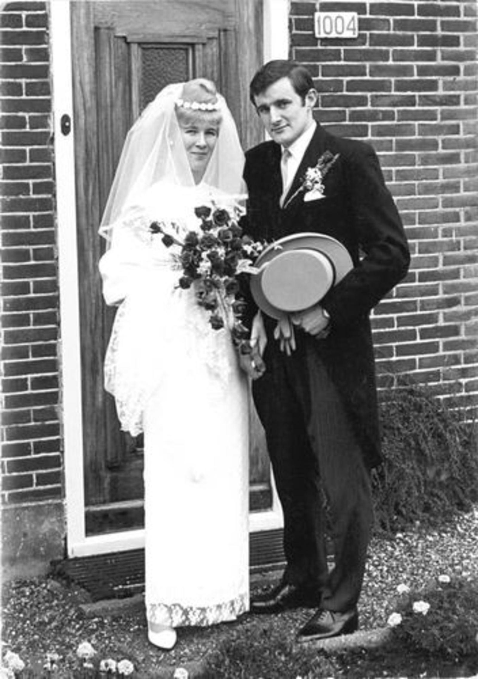 Imanse Rina 1950 1967 trouwt Piet Geluk 21