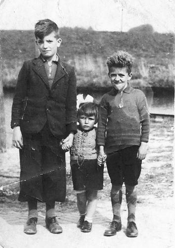 Jong Cornelis de 1944- Kinderen in Numansdorp