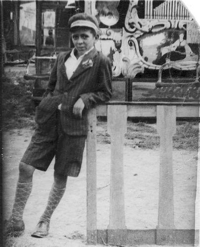 Jong Leen de 1934 1946-47 op Kermis