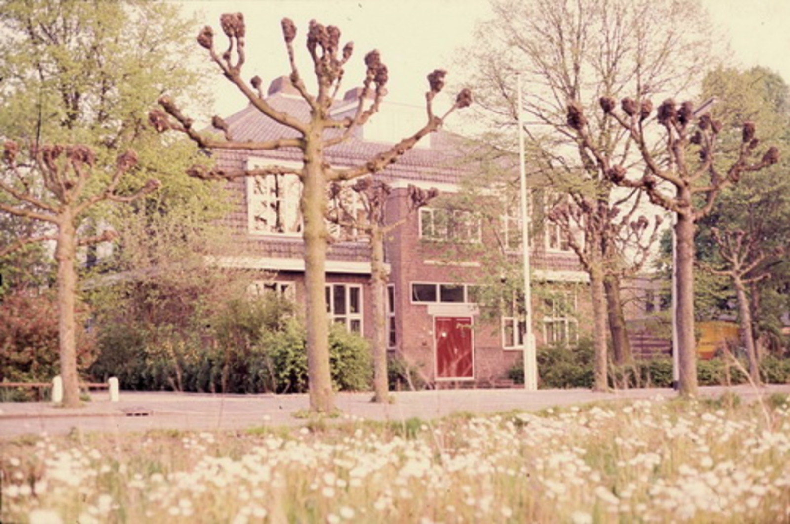 Julianalaan O 0046 197_ Middelb Landbouwschool