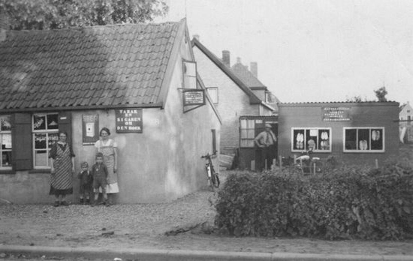 Kerkhoflaan 0062 193_ Klompenmakerij Wilhelmus van der Lee
