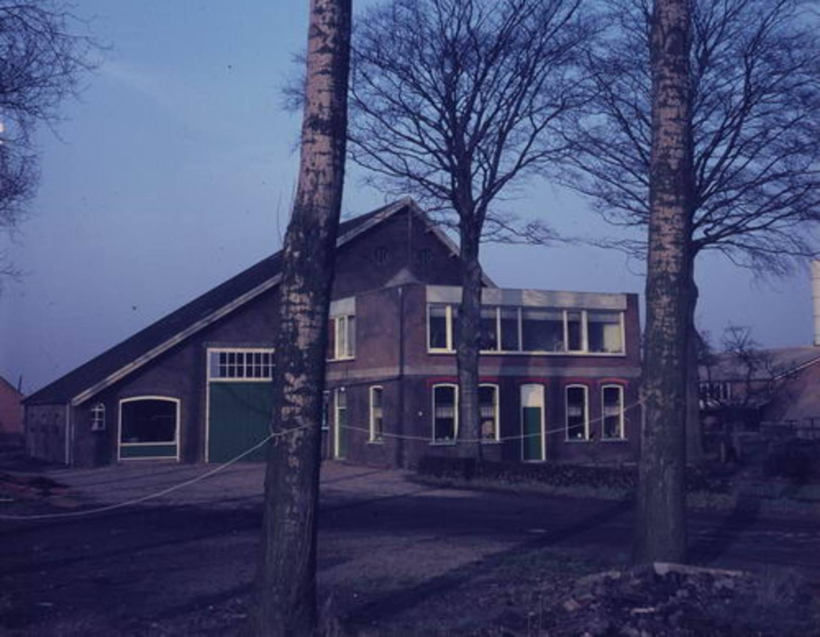 Kleine Poellaan 0003 1969± Boerderij Kaslander