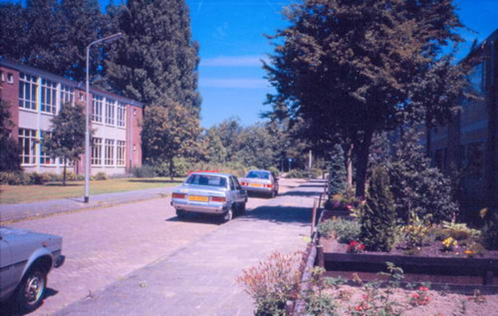 Kockstraat 1992± nog met Weth Oudheusdenschool 01