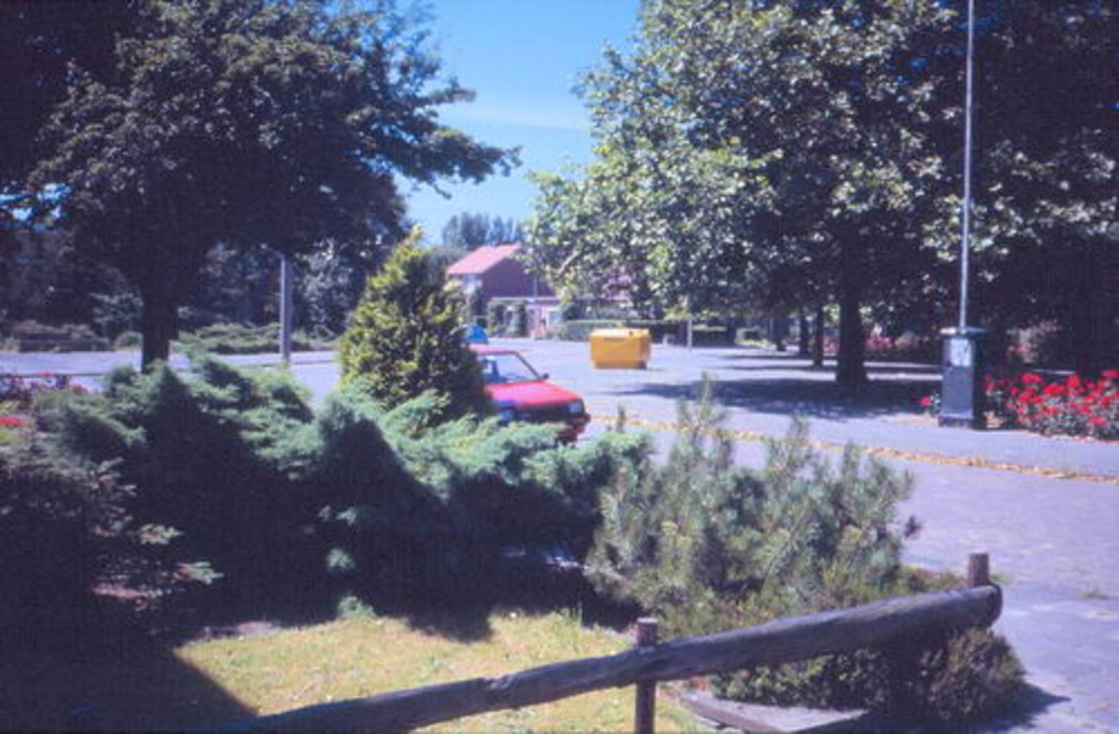 Kockstraat 1992± nog met Weth Oudheusdenschool 05
