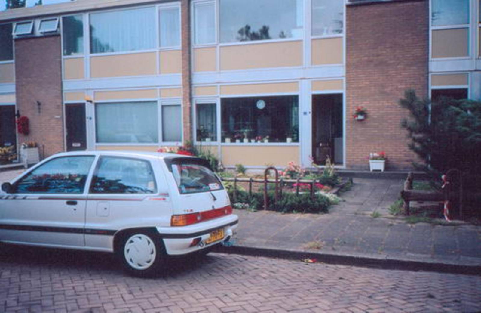 Kockstraat 1992± nog met Weth Oudheusdenschool 06