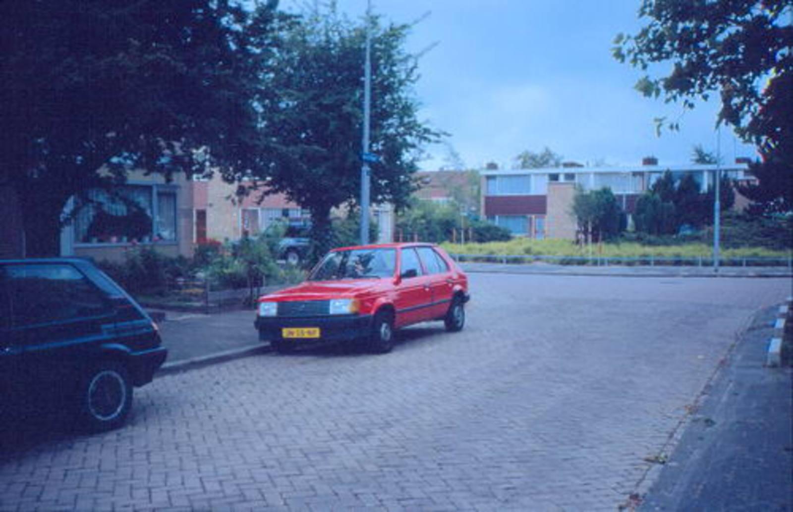 Kockstraat 1992± nog met Weth Oudheusdenschool 09