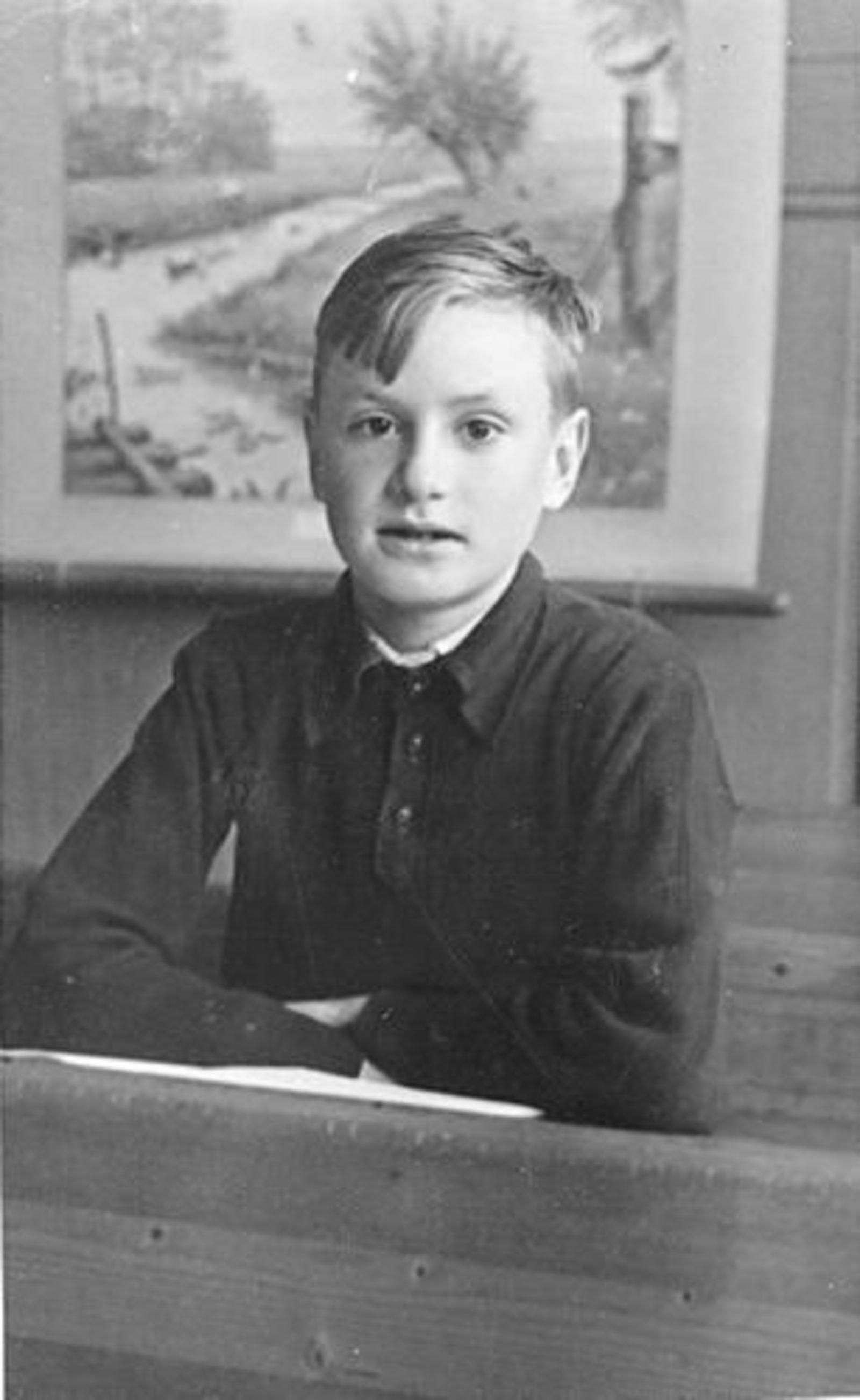Koeckhoven Cor 1939 1948 Schoolfoto