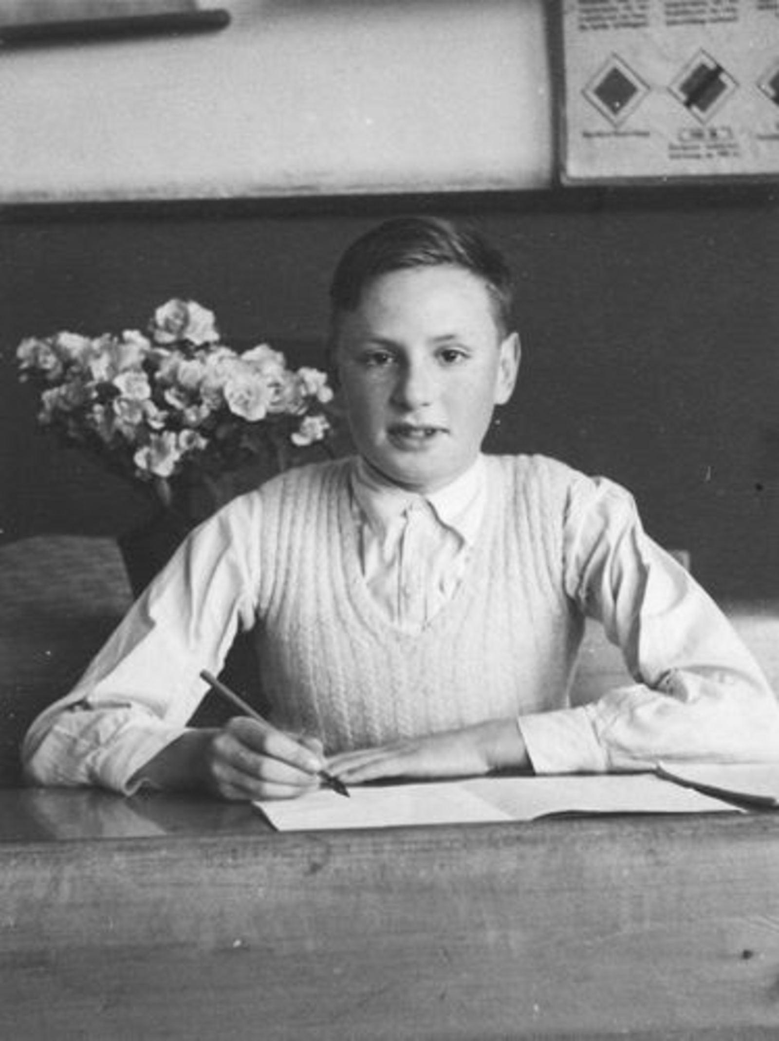 Koeckhoven Cor 1939 1951 Schoolfoto