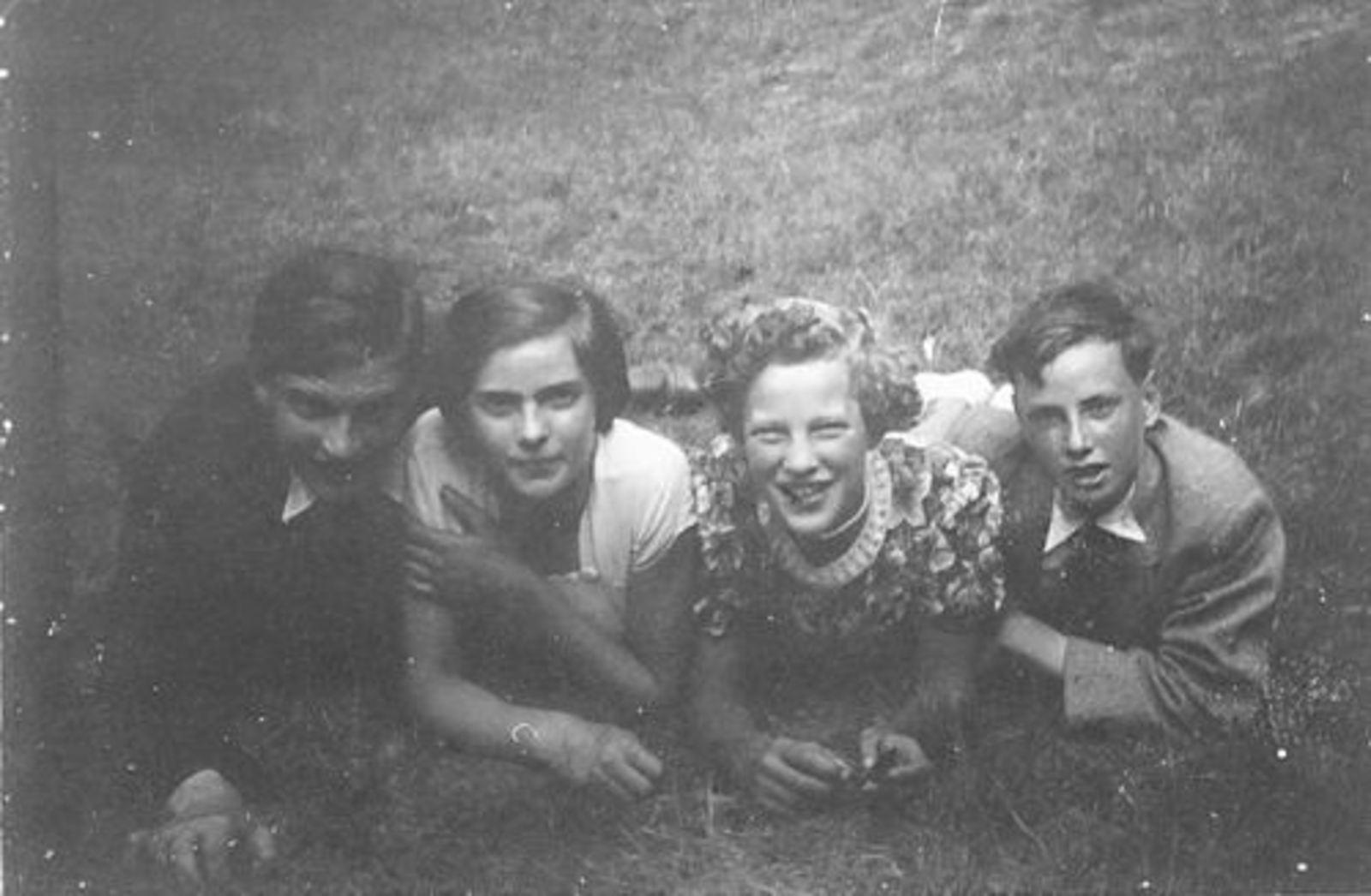 Koeckhoven Cor 1939 1952 in Groenendaal