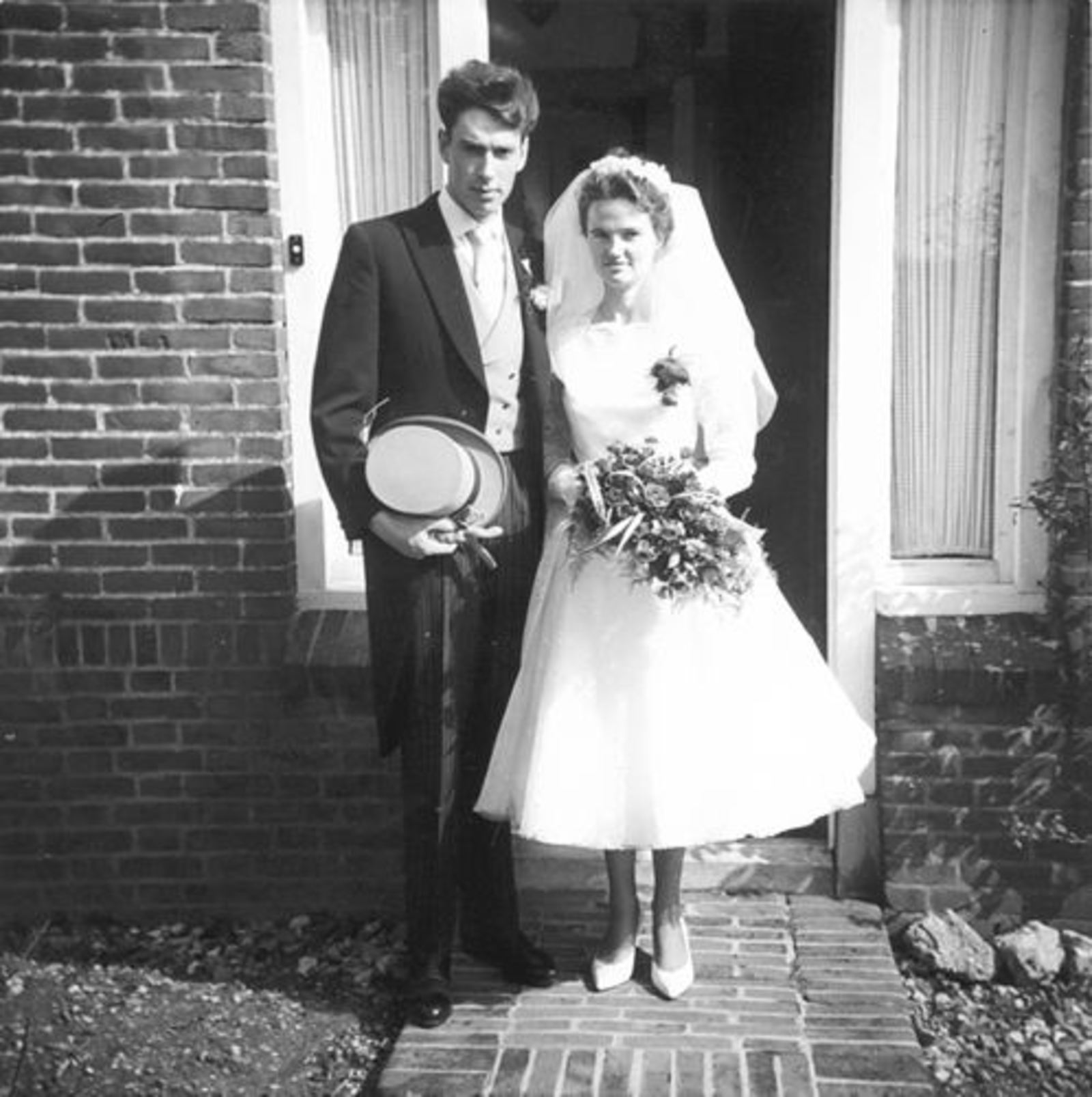 Koeckhoven Cor 1939 1962 trouwt Joke 01