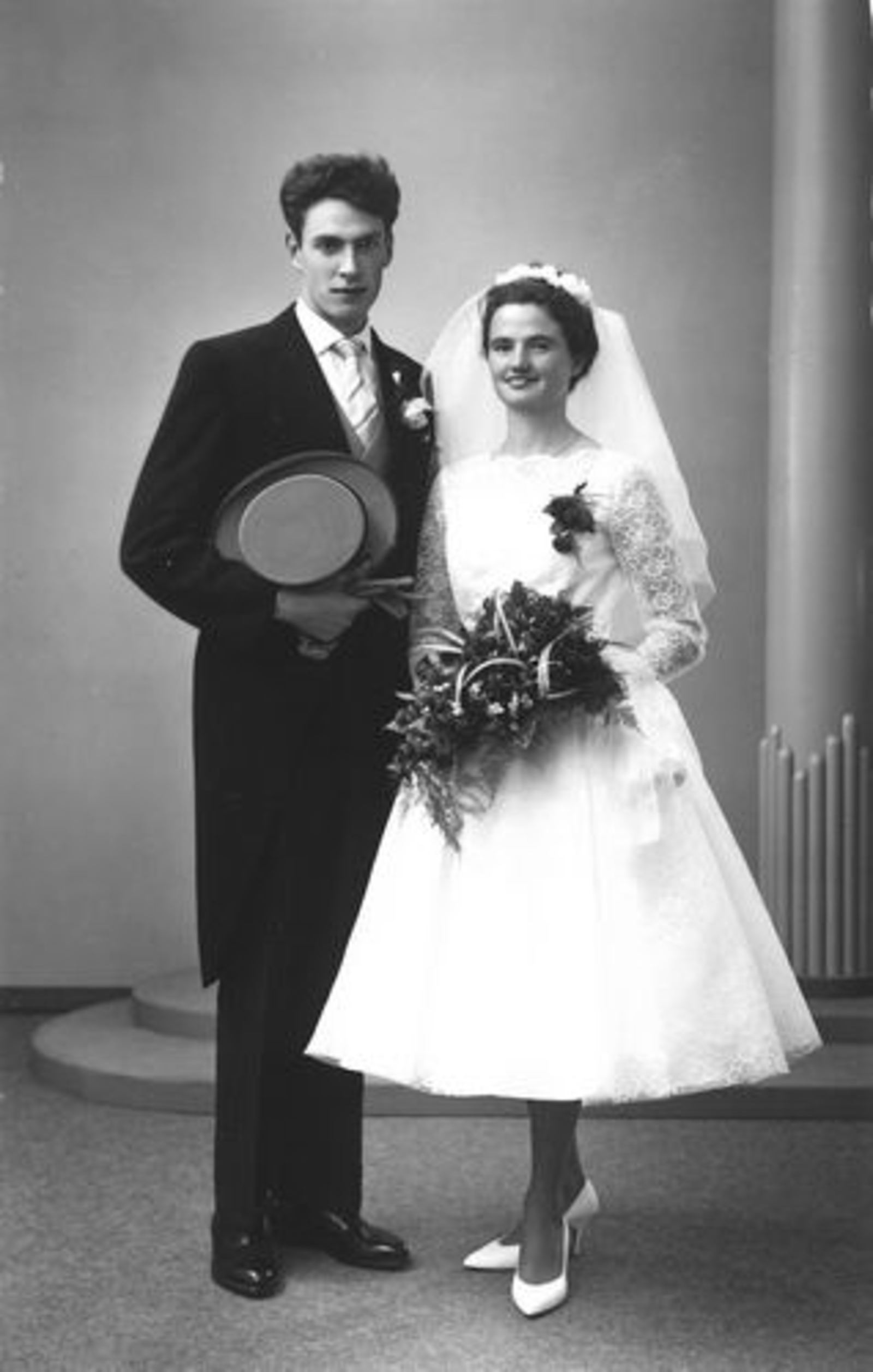 Koeckhoven Cor 1939 1962 trouwt Joke 02