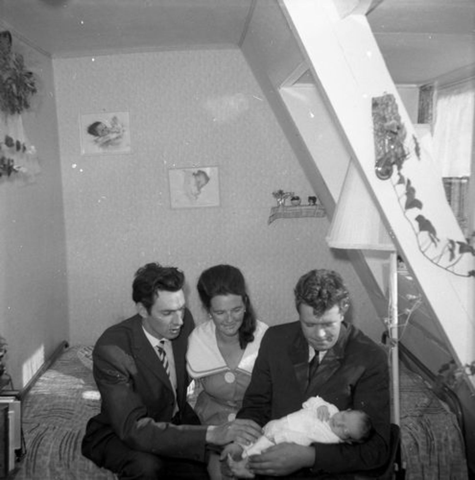 Koeckhoven Cor 1939 1963 zoon Edwin als baby 03