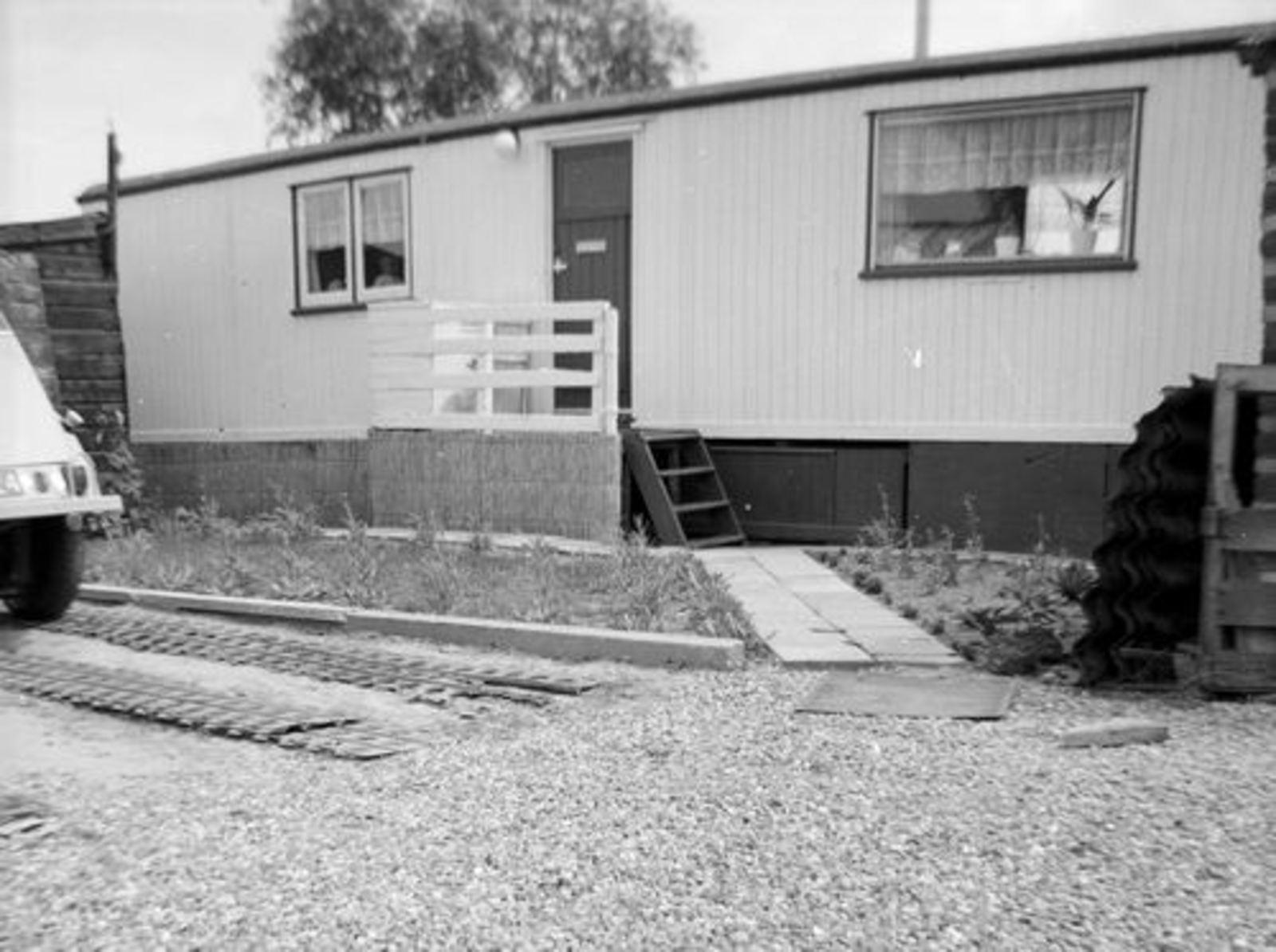 Koeckhoven Cor 1939 1964± Woonwagen