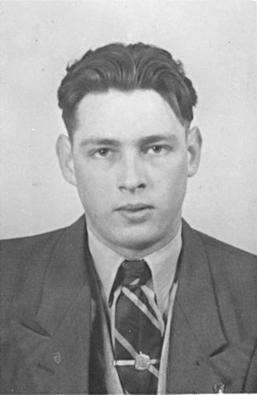 Koeckhoven Jan 1935 19__ Portret
