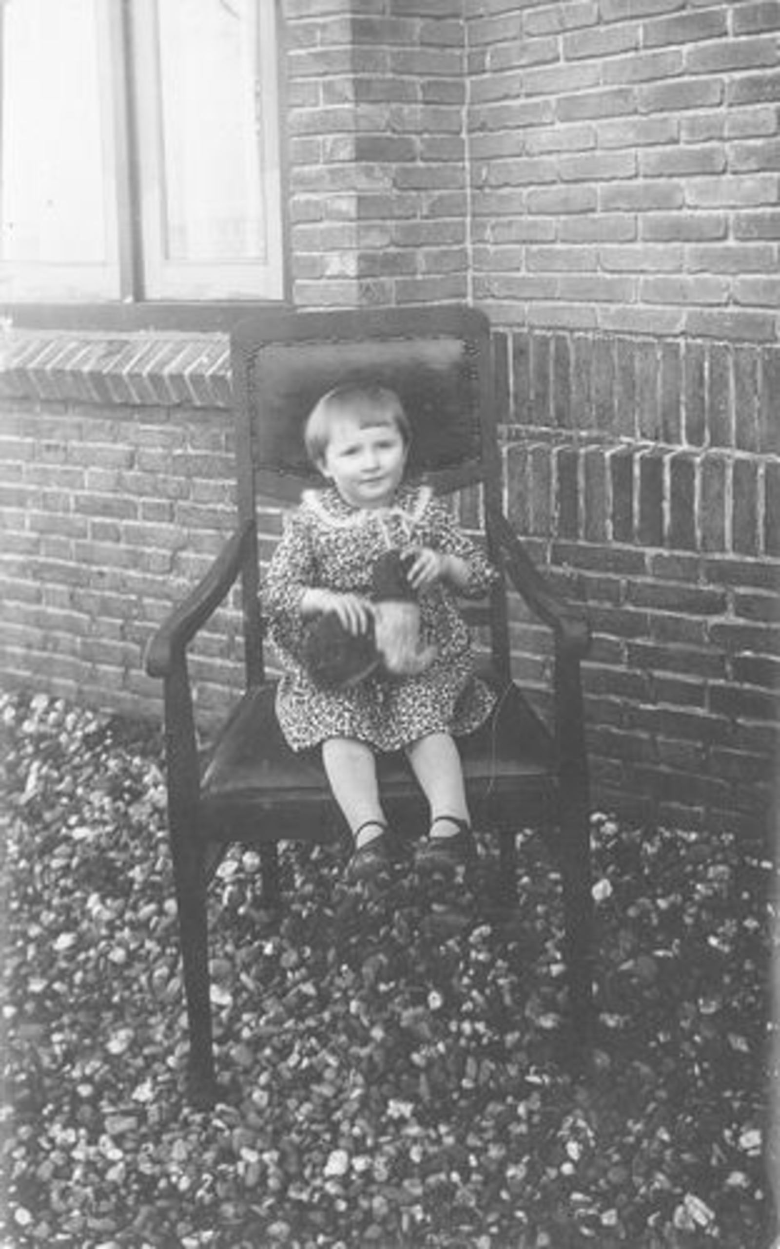 Koeckhoven Ria 1930 1931± bij IJweg 820