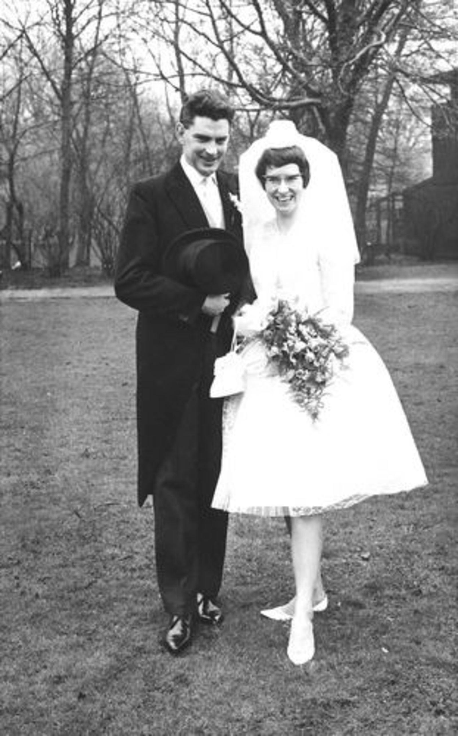 Koeckhoven Theo 1932 1963 trouwt Anne Regtien
