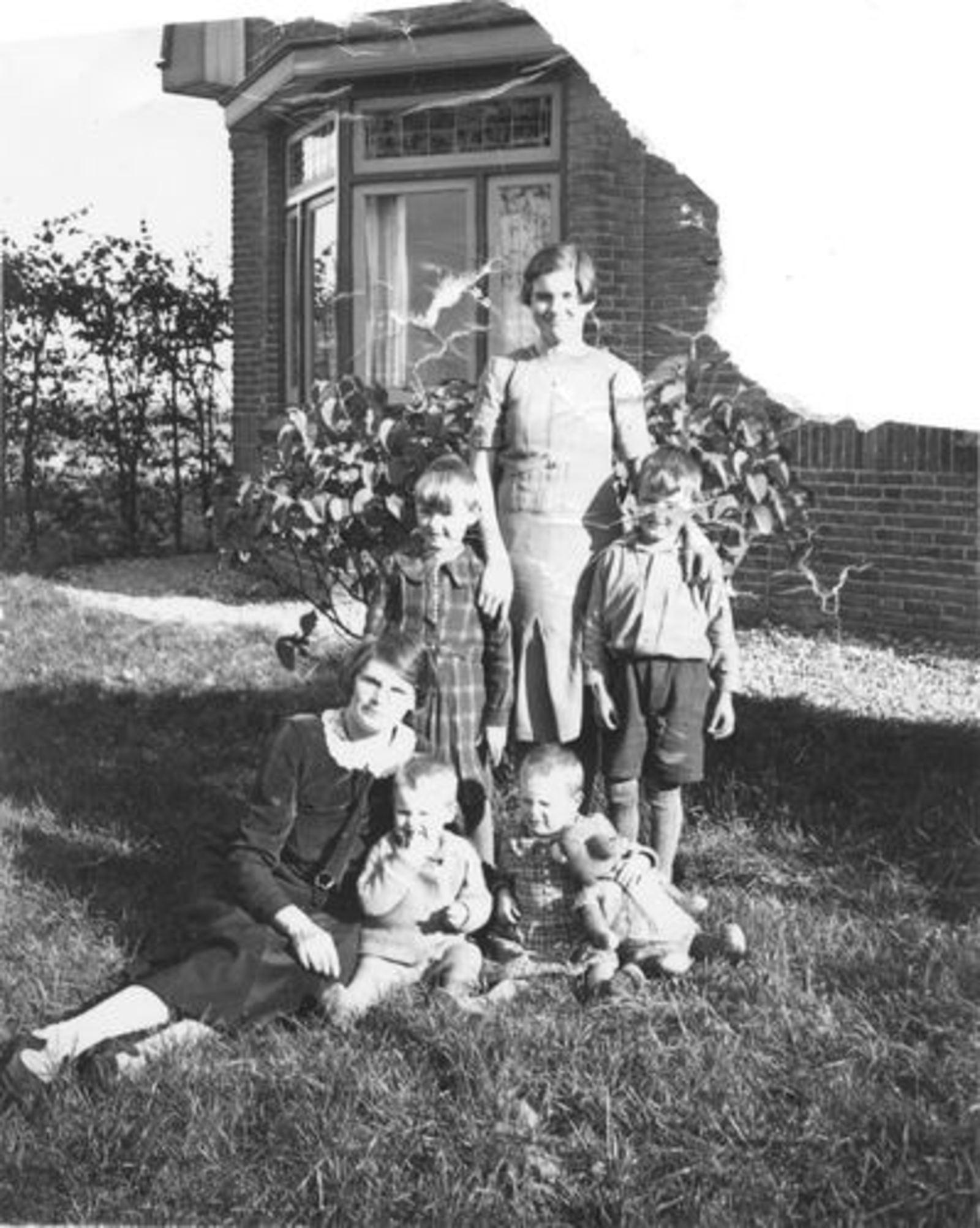 Koeckhoven Therus Janzn 1899 19__ Kinderen voor IJweg 820