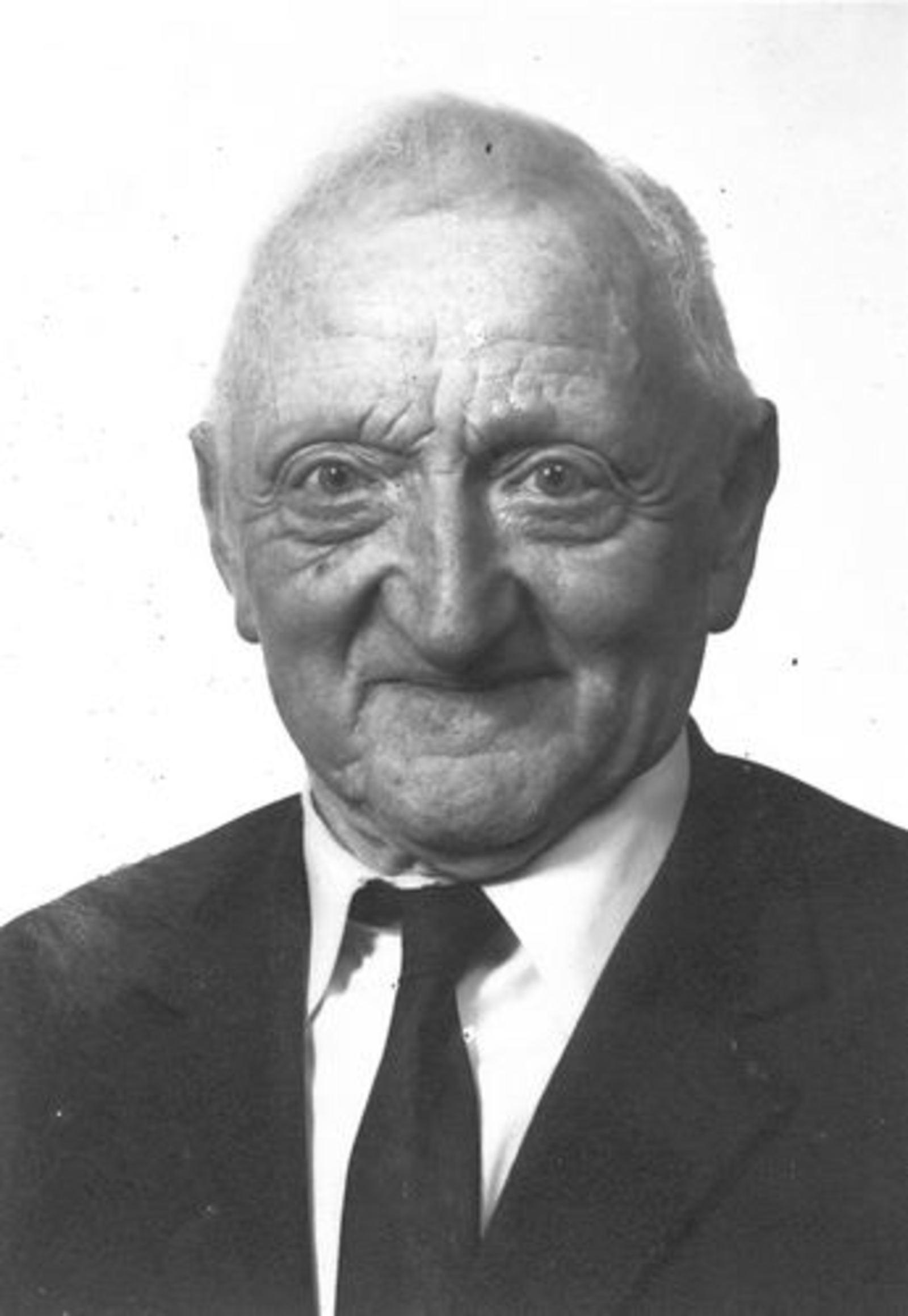 Koeckhoven Therus Janzn 1899 19__ Portret