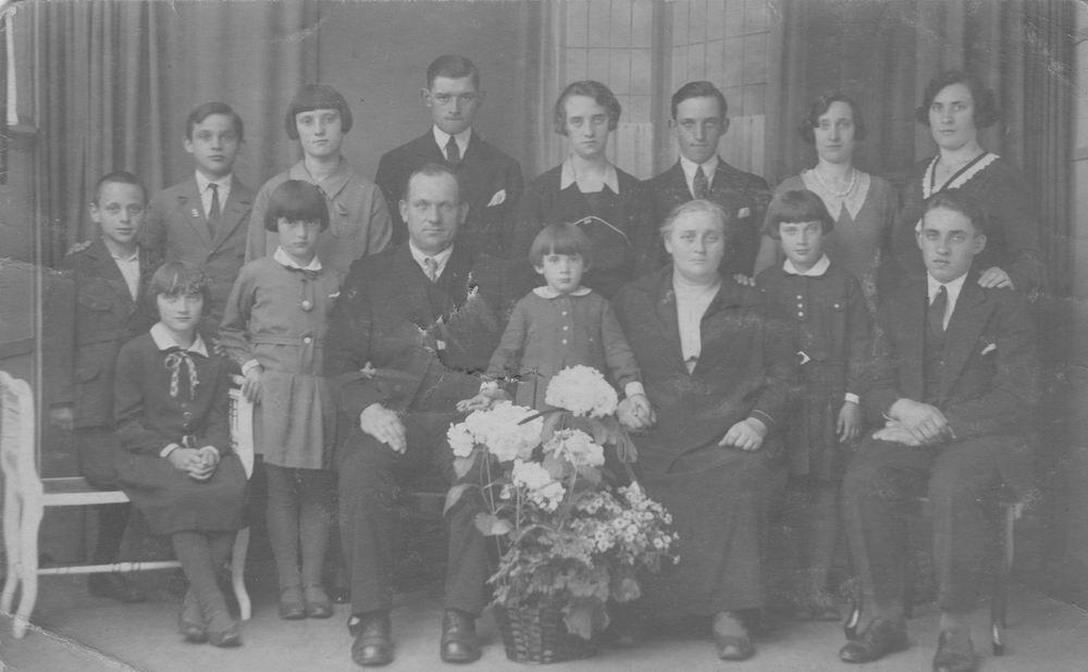 Koolbergen Adrianus 1932 25 jaar getrouwd_2