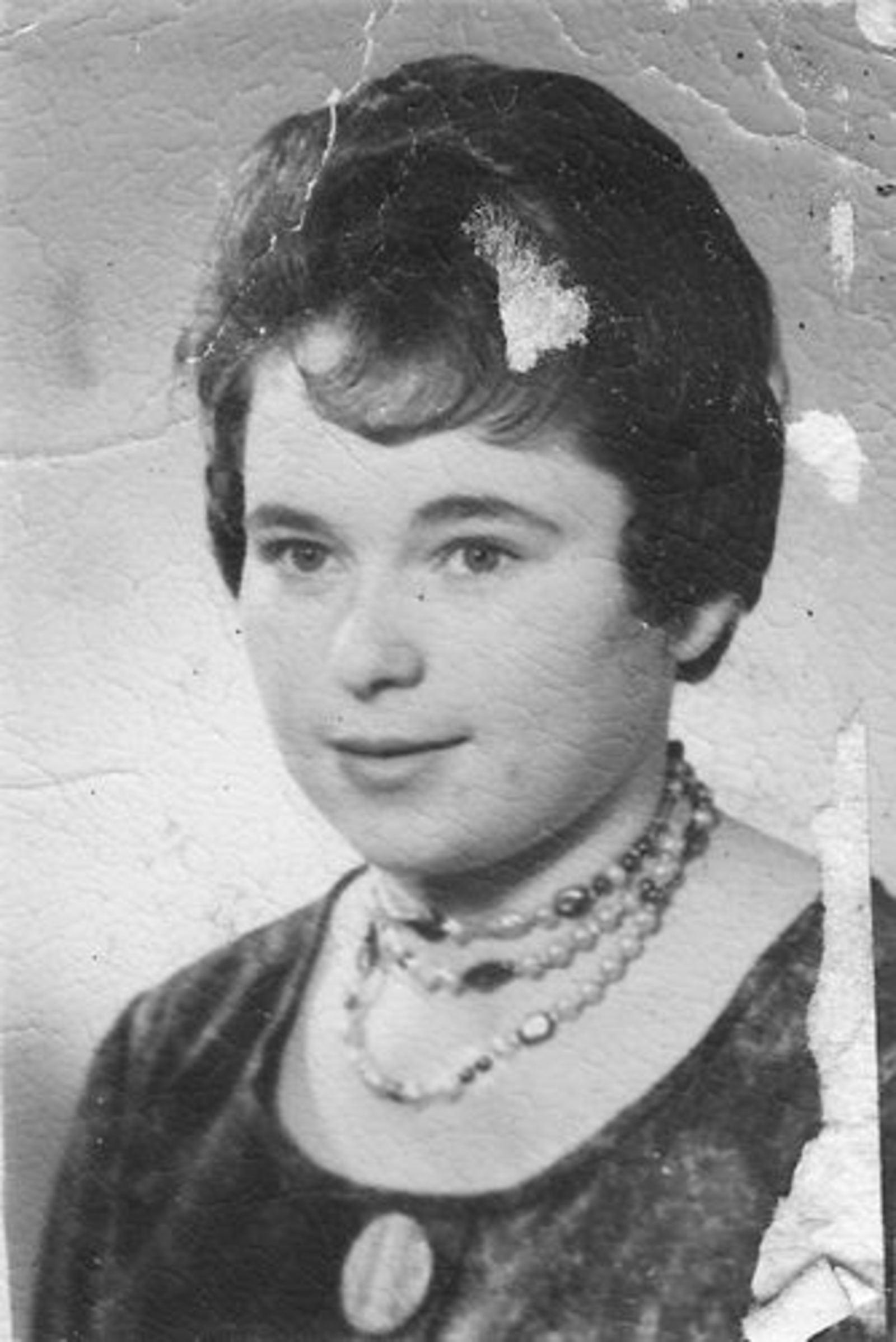 Koolbergen Ellie 1943 1955± Portret