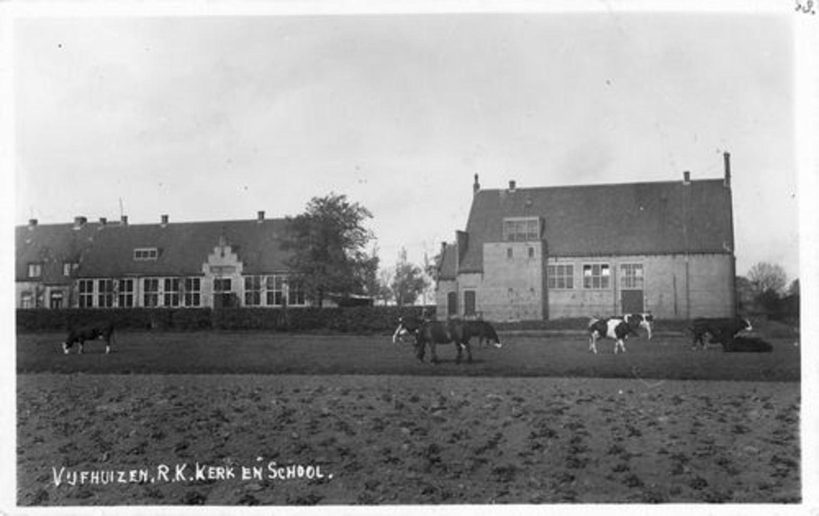 Kromme Spieringweg O 0394 193_ RK Kerk en School 02