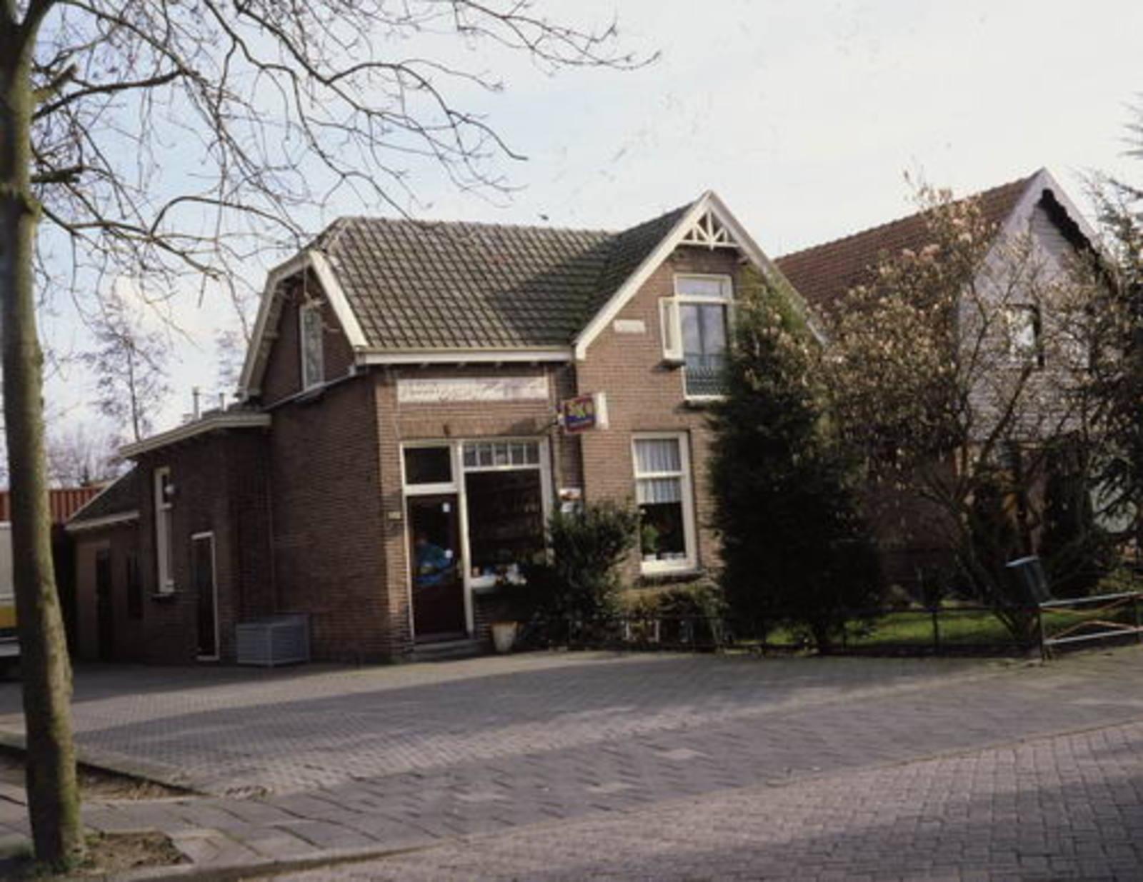 Kromme Spieringweg O 0440 1989 Melkhandel Ziere 01