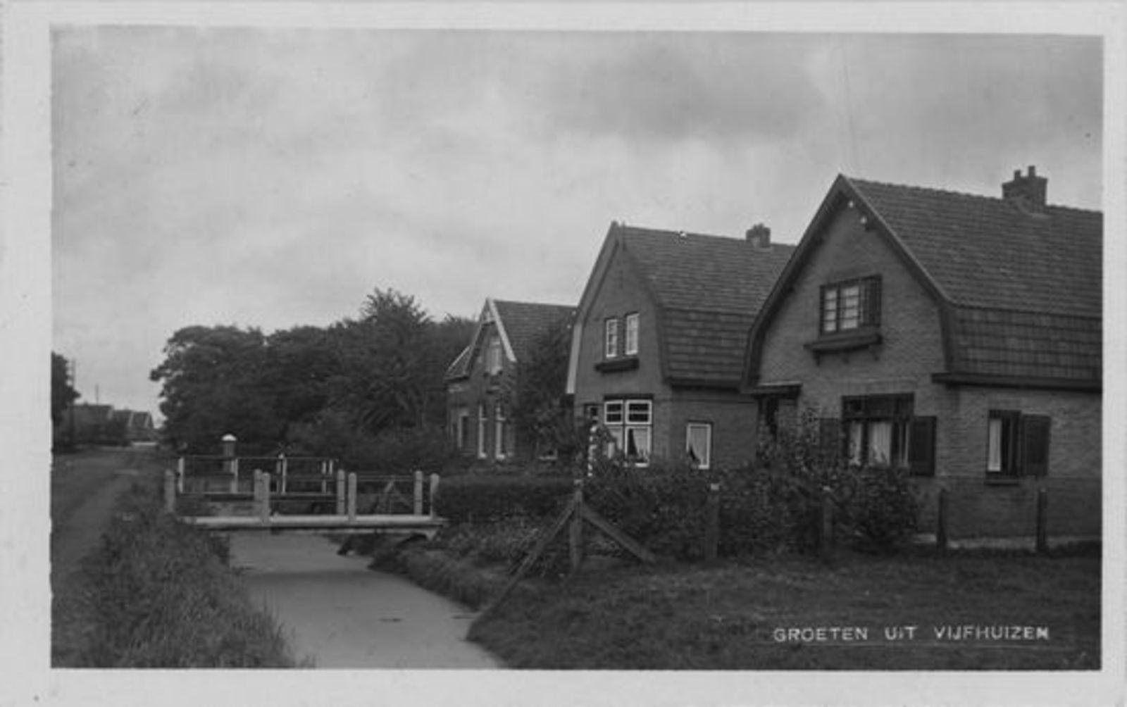 Kromme Spieringweg O 0444- 1931 oa Winkel Ziere 01