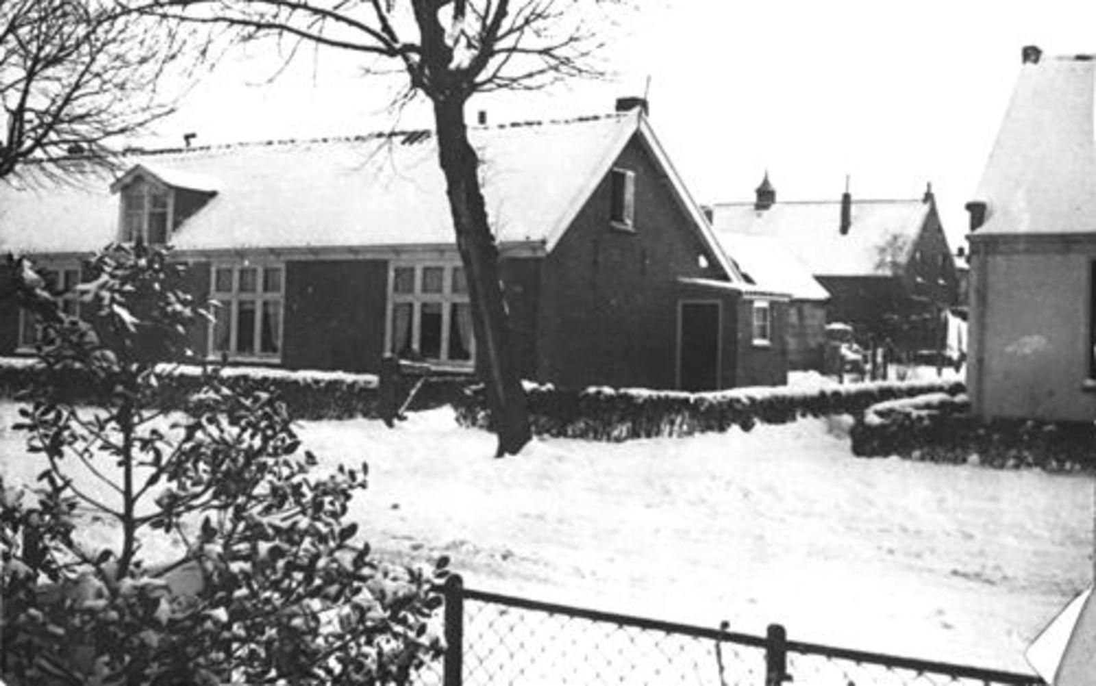 Kruislaan Z 0006-12 1956± Huizen