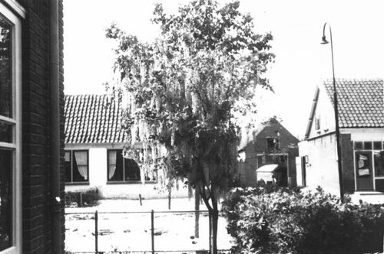 Kruislaan Z 0012-16 1956± met Winkel Oldenburg