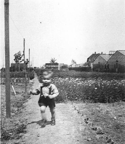 Kruisweg N 0315 1944 met Baby Cees Stieva en familie 14