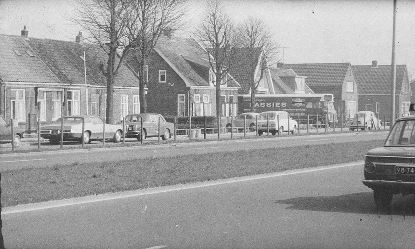 Kruisweg N 0391- 1972 tijdens Snelheidscontrole