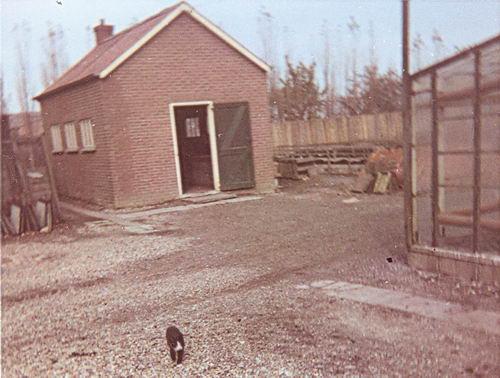 Kruisweg N 0431 1964 Schuurtje