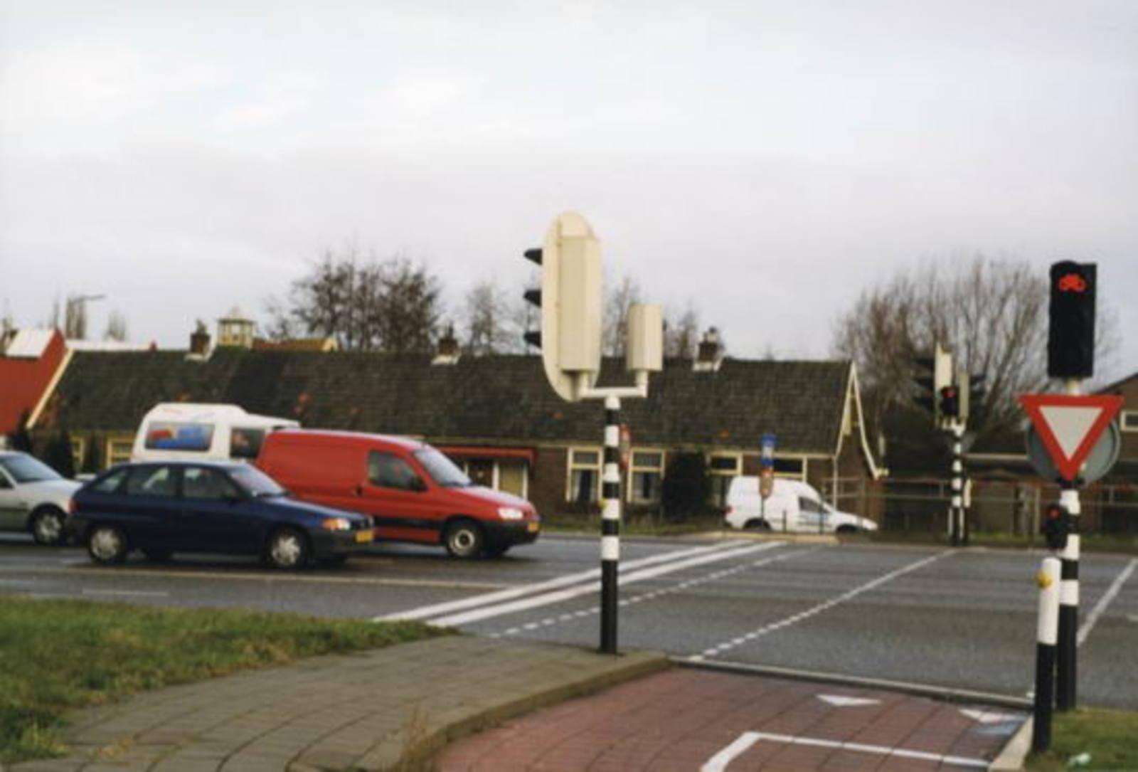 Kruisweg N 0683-693 19__ Arbeiderswoningen