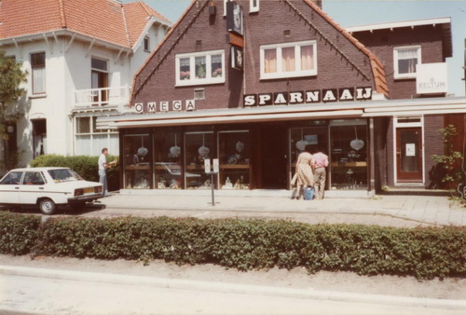 Kruisweg N 0973 1983 winkel Juwelier Sparnaaij 01