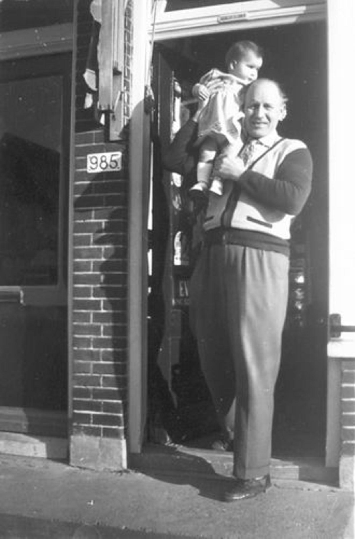 Kruisweg N 0985 1952+ met Jan Galis en Lenie Lankhaar 01