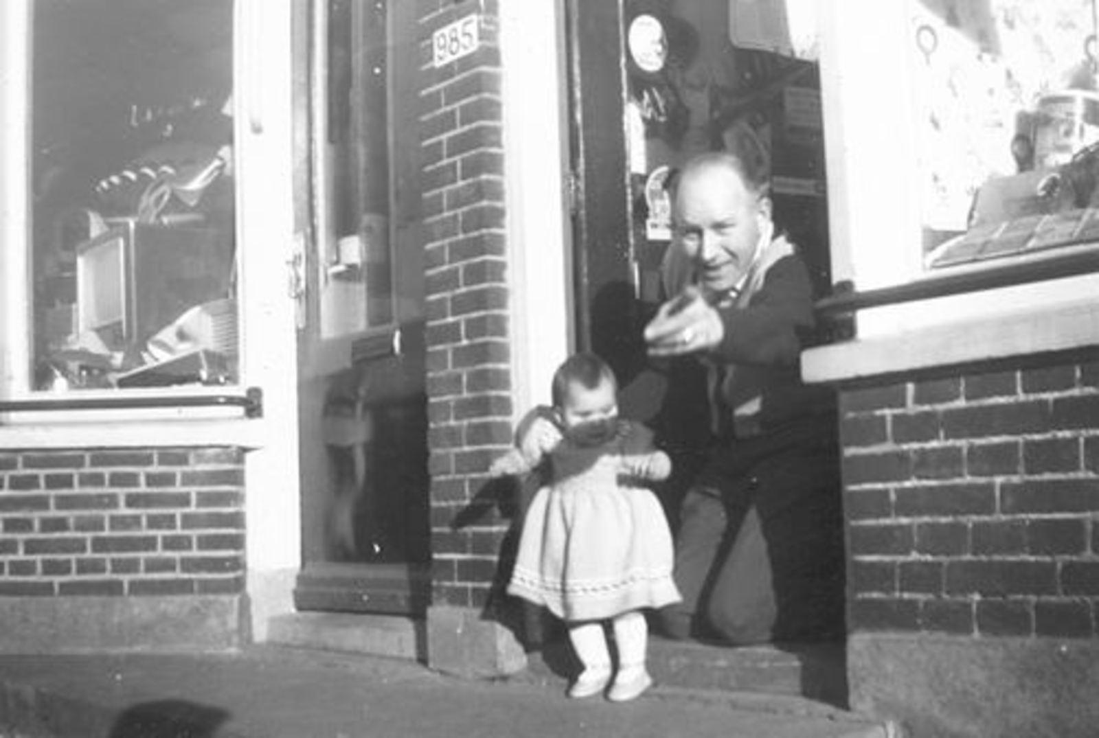 Kruisweg N 0985 1952+ met Jan Galis en Lenie Lankhaar 12