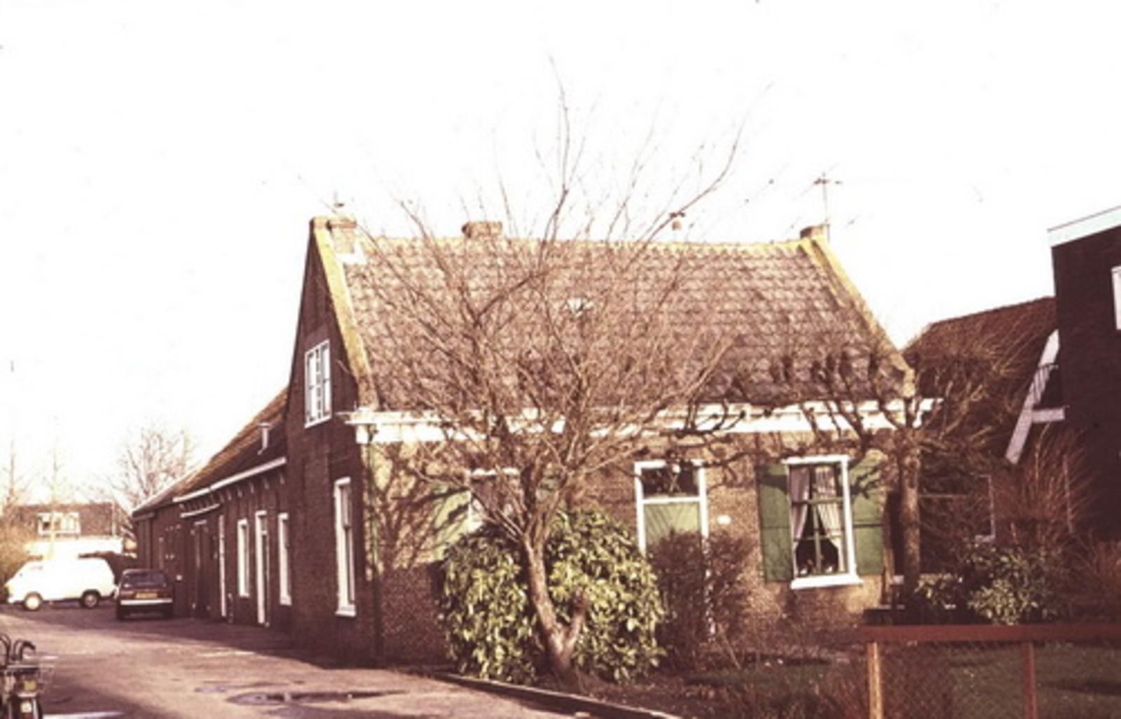 Kruisweg N 0989 197_ Molenaarshuisje