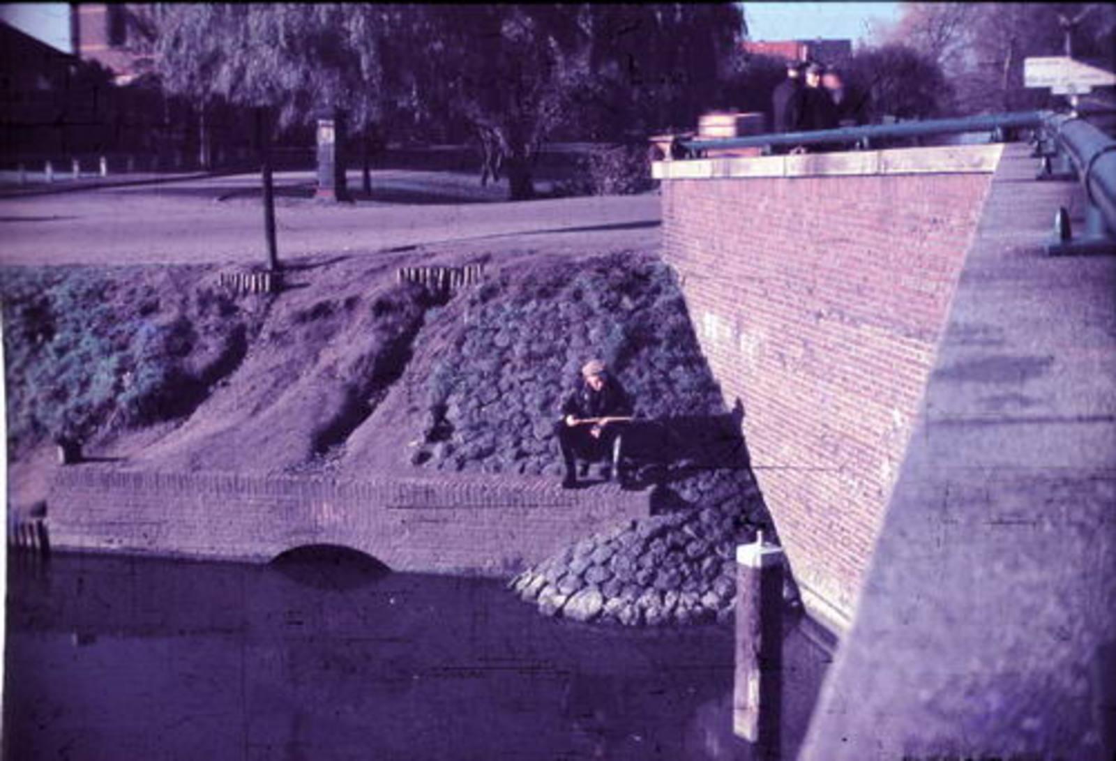 Kruisweg N 1006± 1949-50 Hoofdvaartbrug met Visser