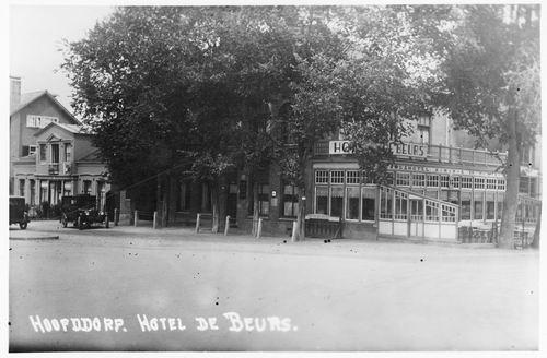 Kruisweg N 1007 1936 Hotel de Beurs