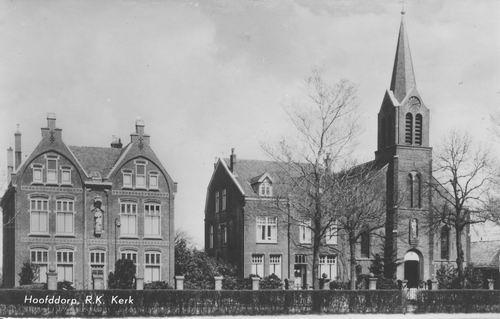 Kruisweg N 1069 1958 RK Kerk