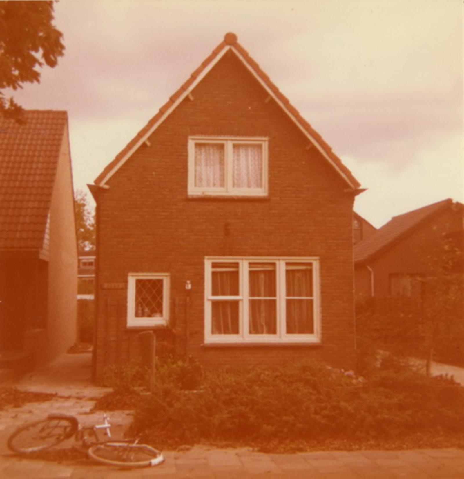 Kruisweg N 1133 1952+ Huize fam Witte