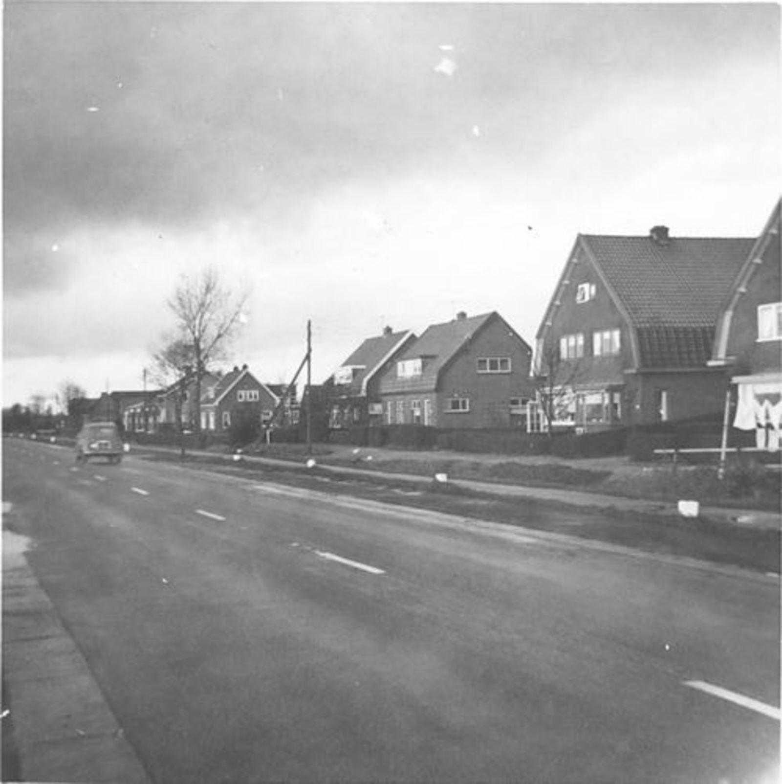Kruisweg N 1567ev 1960± Huize Huurman ev
