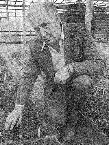 Lammerse Gerrit 1923 19__ Artikel in krant