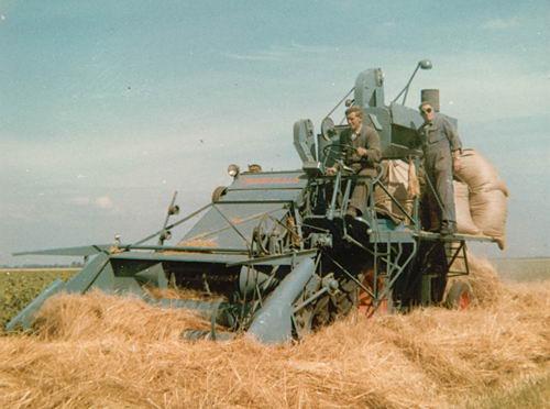 Lanser Fa Joop 1957 Munktells Combine in Aktie 02