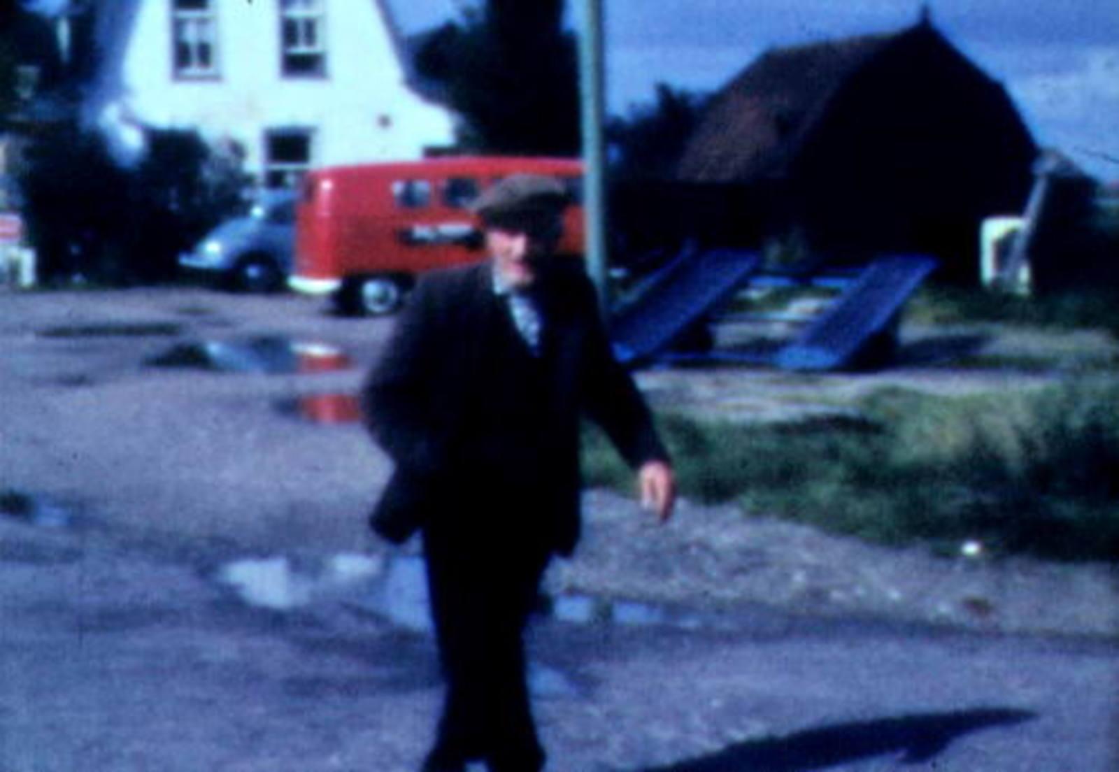 Leimuiderdijk 0510+ 1960-63 Weegbrug bedient door Kees Lagerweij 02