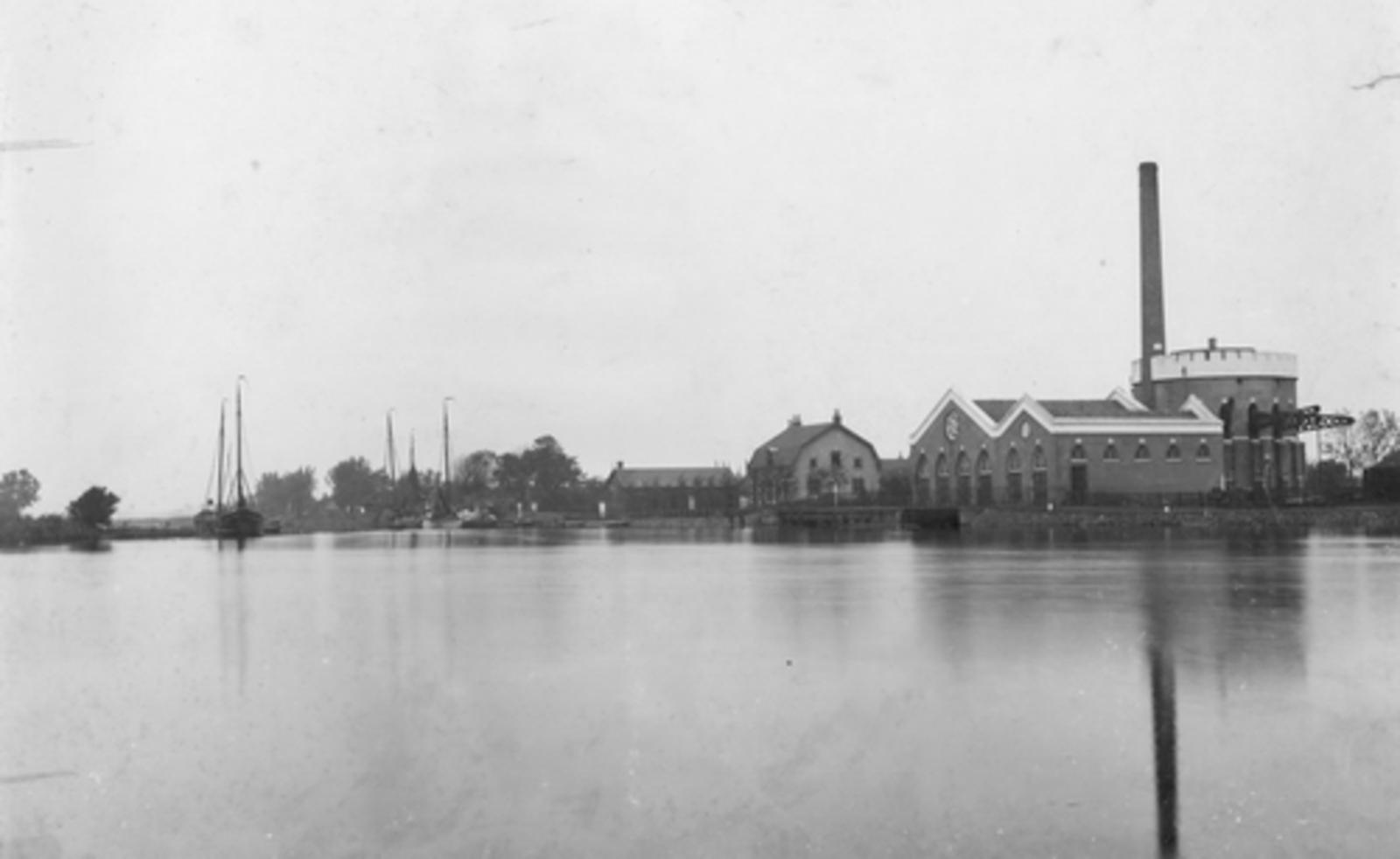 Lisserdijk 0005 1900± Stoomgemaal Leeghwater