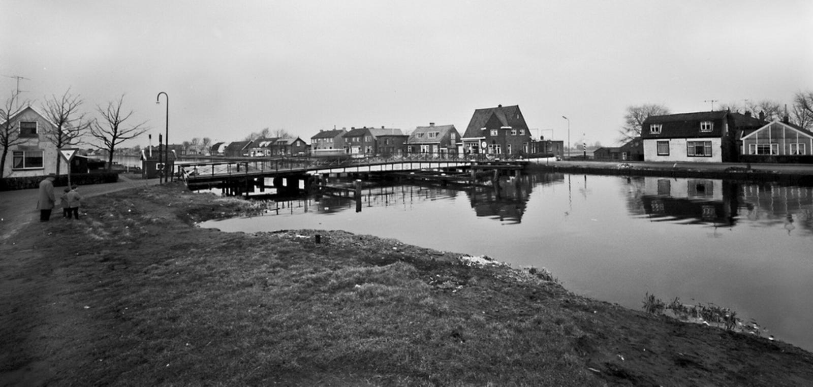 Lisserdijk 0530± 1960± Lisserbrug